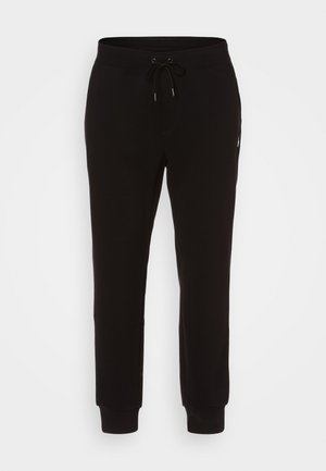 HOOD - Spodnie treningowe - black