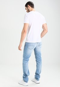 Tommy Jeans - SLIM SCANTON BELB - Jeans slim fit - berry light blue - 2