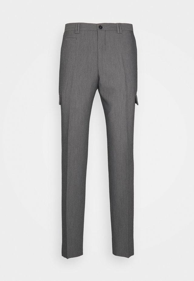 PEARSON TROUSER - Cargo trousers - grey