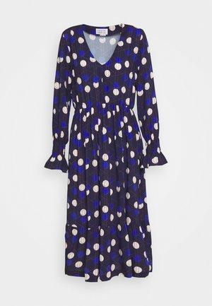 TOOK - Day dress - royal blue