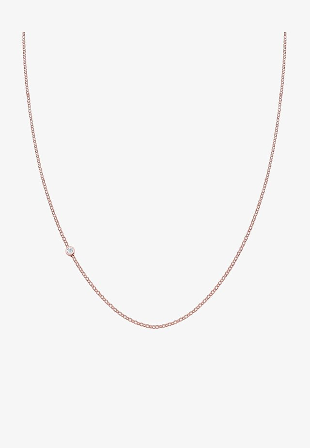 Kaulakoru - rose gold-coloured