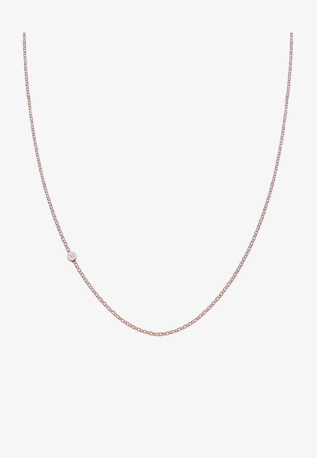 Collana - rose gold-coloured