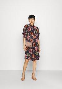 Farm Rio - SNAKES - Shirt dress - multi - 1