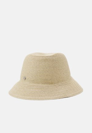 BUCKET HAT - Klobouk - cream beige
