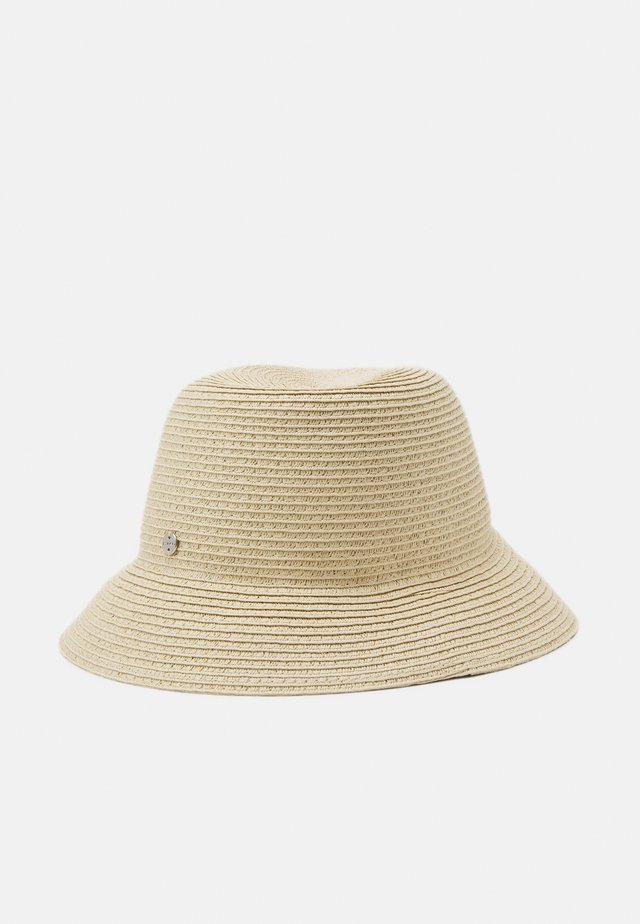 BUCKET HAT - Cappello - cream beige