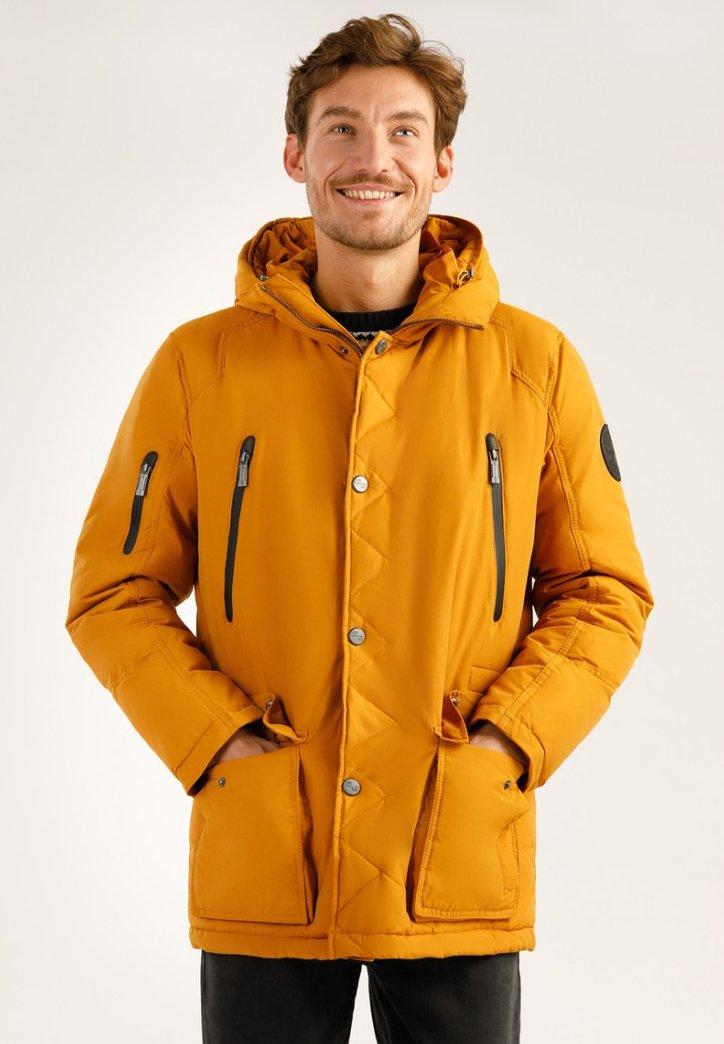 Finn Flare - MIT HOCHWERTIGER WATTIERUNG - Winter jacket - autumn