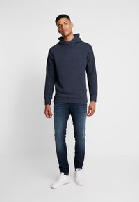 Jack & Jones - JJITIM JJORIGINAL JOS  - Vaqueros slim fit - blue denim - 1