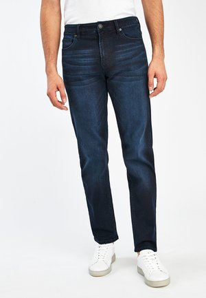 SOFT TOUCH  - Straight leg jeans - blue