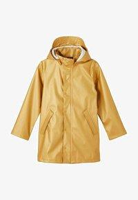 Name it - Waterproof jacket - pale gold - 0