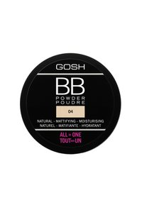Gosh Copenhagen - BB POWDER - BB cream - 04 beige - 1