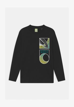 ARTWORKS - Long sleeved top - black