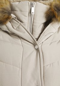 TOM TAILOR - SIGNATURE PUFFER JACKET - Winter jacket - dusty alabaster - 3