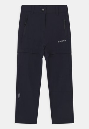 KANO 2-IN-1 UNISEX - Outdoor trousers - dark blue