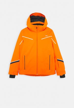 BOYS FORMULA JACKET - Ski jacket - orange