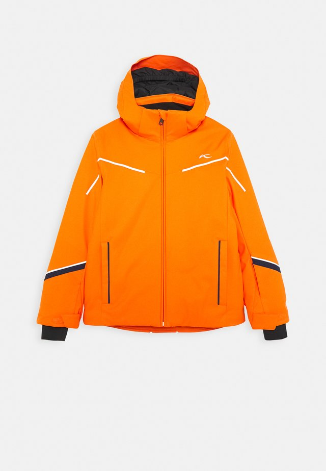 BOYS FORMULA JACKET - Veste de ski - orange