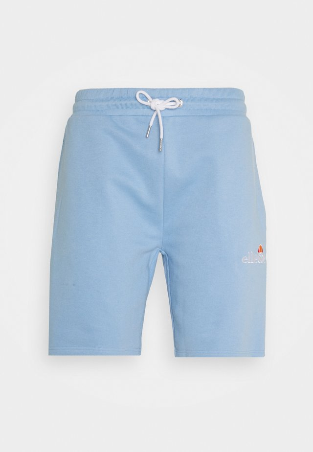 HEROZA - Shorts - light blue