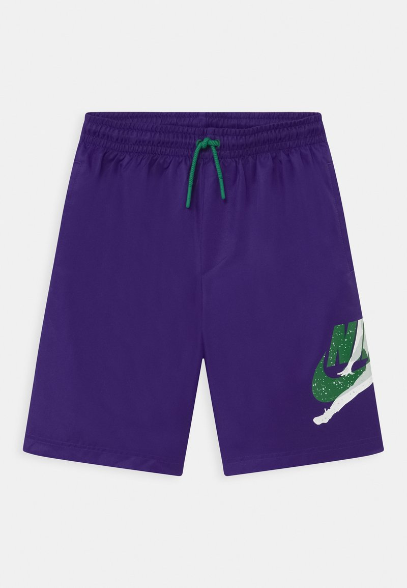 Jordan - JUMPMAN POOLSIDE SHORT - Pantaloncini sportivi - court purple