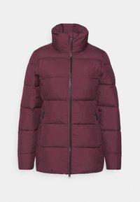 Ecoalf - GEDRE WOMAN JACKET - Winter jacket - grape - 0