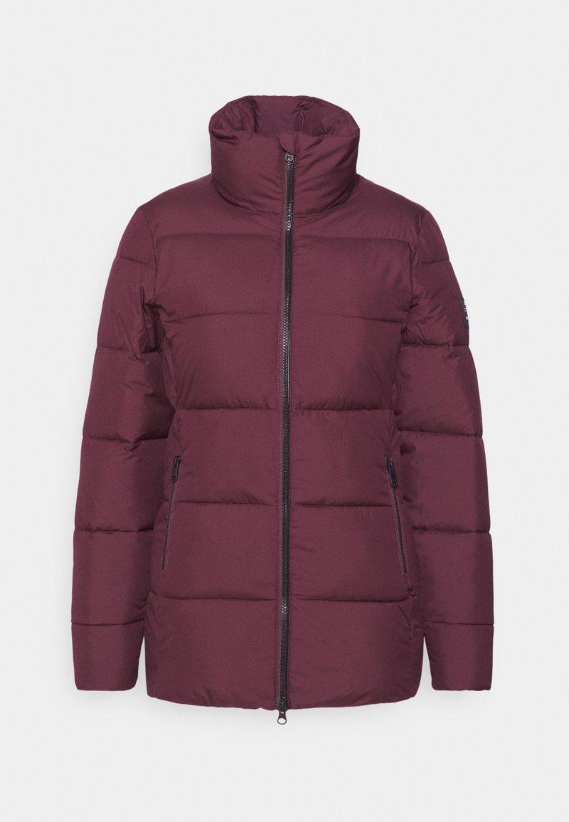 Ecoalf - GEDRE WOMAN JACKET - Winter jacket - grape
