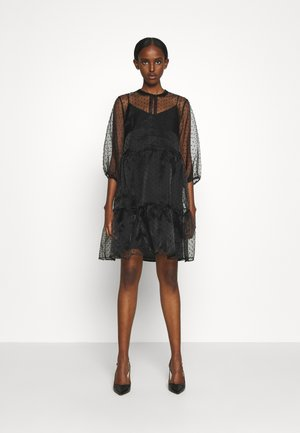 BIELLA KERSTINE DRESS - Robe d'été - black