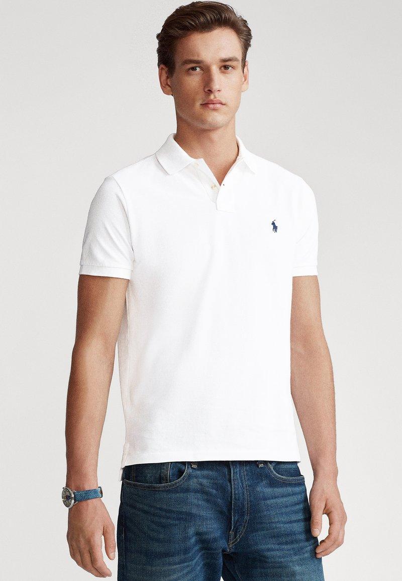 Polo Ralph Lauren - BASIC  - Poloshirts - white
