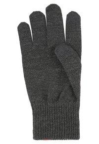 Levi's® - BEN  - Gloves - dark grey - 2