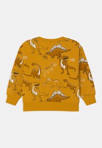 Lindex - MINI DINO UNISEX - Sweatshirt - dark dusty yellow - 1