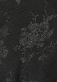 Cotton On - SIMPLE SKIRT - Minifalda - black - 2