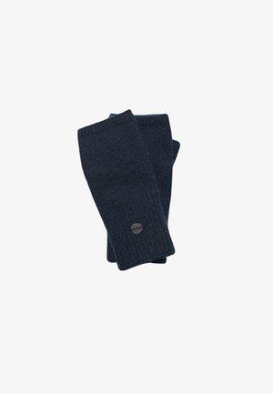 STUDIOS LUXE HALF - Fingerless gloves - eclipse navy