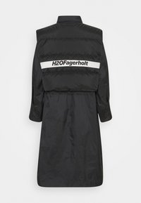 H2O Fagerholt - RAIN COAT - Short coat - black - 2