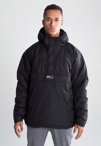 K1X - URBAN - Winter jacket - black - 0