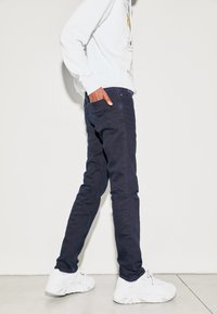 Versace Jeans Couture - Straight leg jeans - blue black - 6