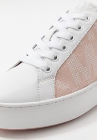MICHAEL Michael Kors - POPPY LACE UP - Tenisky - smokey rose - 2