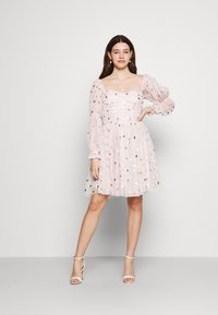 Lace & Beads - CALENTINA DRESS - Cocktail dress / Party dress - nude - 1