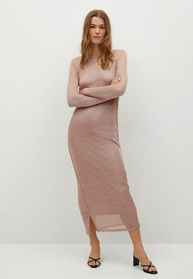 BRIGHT A - Cocktail dress / Party dress - rosa