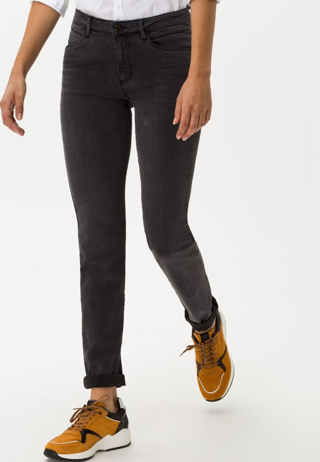STYLE SHAKIRA - Jeans Skinny Fit - used grey