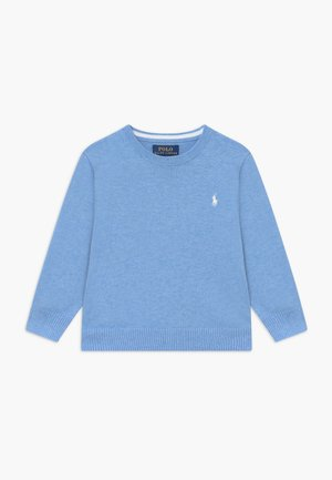 Svetr - medium blue heather
