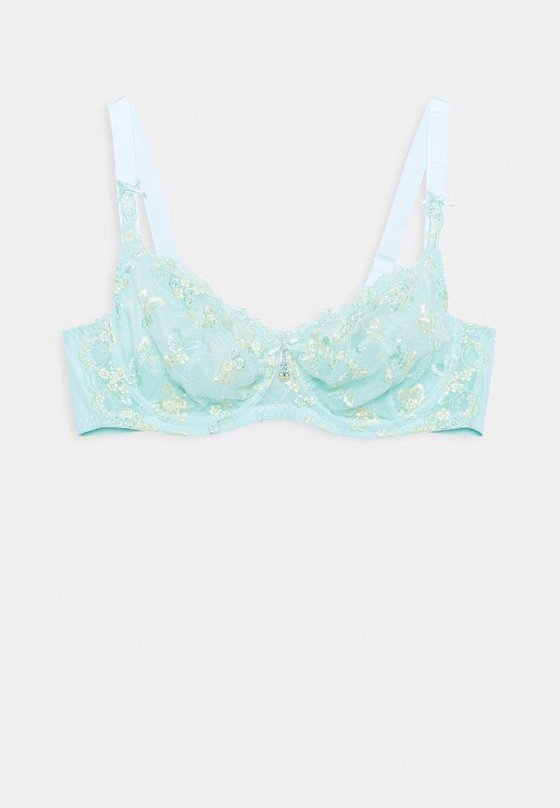 LASCANA - WIRE BRA - Underwired bra - mint/yellow