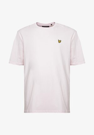 CREW NECK - Basic T-shirt - strawberry cream