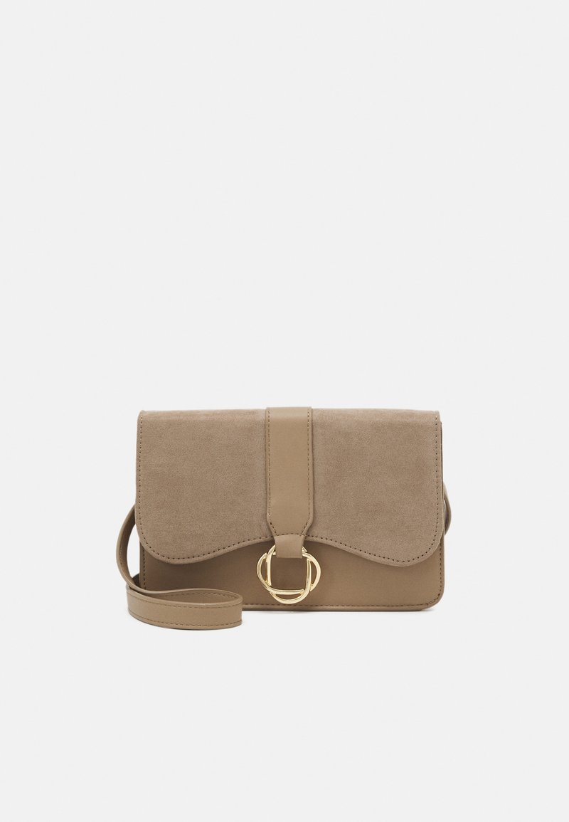 Anna Field - Across body bag - taupe