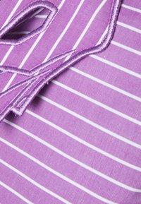 Vivetta - DRESS - Korte jurk - rigato viola/bianco - 2
