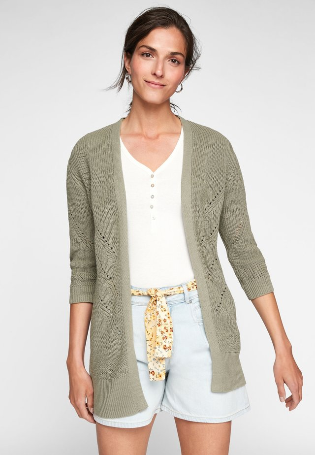 Vest - summer khaki