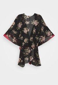 Anna Field - Summer jacket - black/pink - 1
