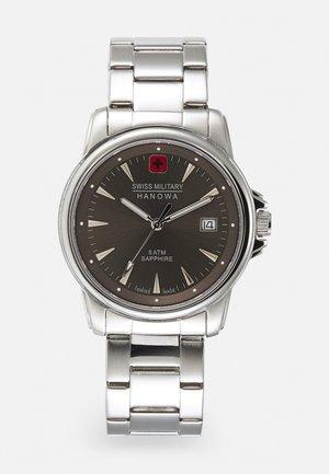 RECRUIT PRIME - Orologio - silver-coloured/grey