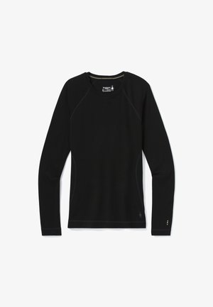 MIDWEIGHT 250 BASELAYER CREW - Long sleeved top - black