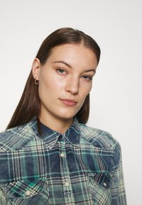 LTB - LUCINDA - Button-down blouse - malibu check wash - 3