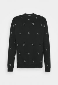 Holzweiler - RAINBOW HANGER  - Sweatshirt - black - 5