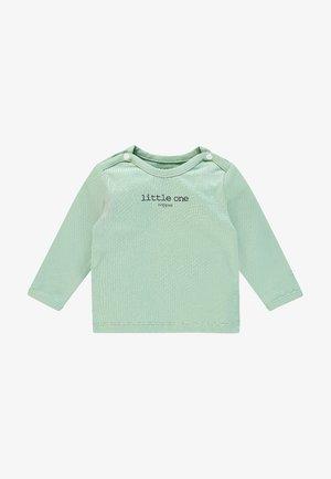 HESTER - T-shirt à manches longues - mint
