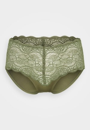 AMOURETTE MAXI - Panty - sage green