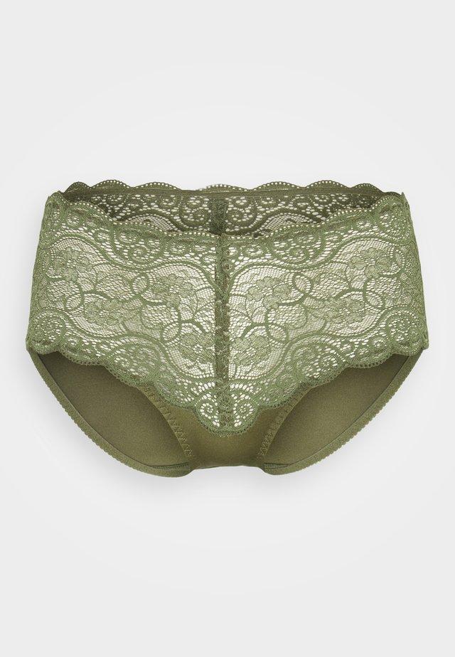 AMOURETTE MAXI - Boxerky - sage green